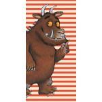 The Gruffalo 'Oh Help' Stripes - Beach Towel