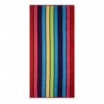 Beach Towel - Velour Stripes (21-K005)