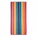 Beach Towel - Velour Stripes (27-K006)