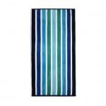 Beach Towel - Velour Stripes (30-K039)