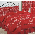 Keep Calm Red Complete Set - DB