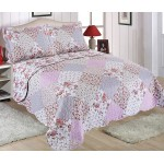 Amelia Throw Over Bedspread Set - DB