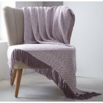 Ascot Throw Heather - 130cm x 170cm