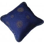 "CC Como Blue - 22"" Cushion Cover"