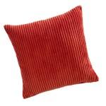 "CC Jumbo Cord Burnt Orange - 17"" Cushion Cover"