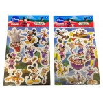 Mickey Clubhouse - 3D Stickers (2 Pack)