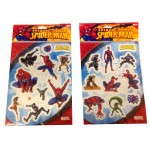 Spiderman - 3D Stickers (2 Pack)