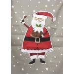 2 Pack Tea Towels - Santa's Treat