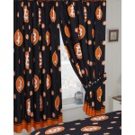 "Bitcoin - 66x72"" Curtains"