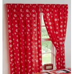 """Betty Boop 'Picture Perfect' - 66x72"""" Curtains"""