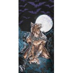 Loups Garou - Beach Towel