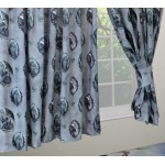 """Lisa Parker 'Protector Of Magic' - 66x54"""" Curtains"""
