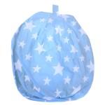 Stars Duckegg - Bean Bag Cover