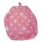 Stars Pink - Bean Bag Cover