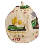 Little Flying Scotsman - Bean Bag Cover