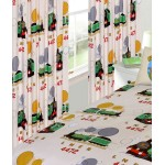 """Little Flying Scotsman - 66x72"""" Curtains"""