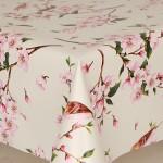 PVC Birds - Vinyl Table Cloth Range