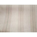 Acrylic Harbour Stripes Green - Acrylic Coated Table Cloth Range