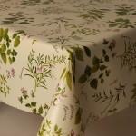 PVC Herb Garden - Vinyl Table Cloth Range