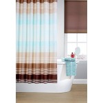 Shower Curtain Set - Pattern Linear