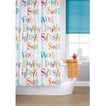 Shower Curtain Set - Pattern Splash