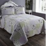 Baltimore Lavender Bedspread Set - KS