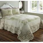 Nantucket Green Bedspread Set - DB