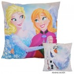 Frozen 'Crystal' - Filled Cushion