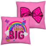 Jojo Siwa 'Crazy' - Filled Cushion