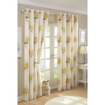 "Aston Gold - 46x72"" Curtains"