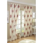 "Aston Rose - 66x72"" Curtains"