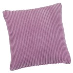 "CC Jumbo Cord Lilac Pink - 17"" Cushion Cover"