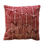 "CC Kirkton Red - 17"" Cushion Cover"
