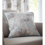 "CC Springfield Teal - 17"" Cushion Cover"