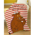 The Gruffalo 'Oh Help' - Fleece Blanket