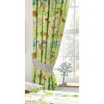"Bluebell Woods - 66x72"" Curtains"