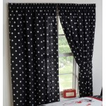 "Betty Boop 'Super Star' - 66x72"" Curtains"