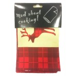 2 Pack Tea Towels - Wild Tartan
