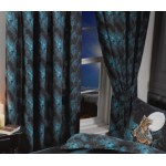 "Loups Garou - 66x72"" Curtains"