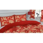 Heron Red - Pillowcase Pair