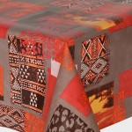 PVC Africa - Vinyl Table Cloth Range